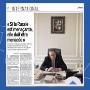 Claude Martin: « La détérioration des relations entre la France et la Russie est un drame »