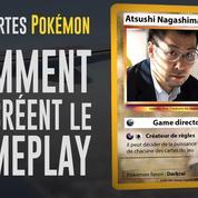 Cartes Pokémon : comment ils créent les règles du jeu