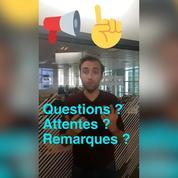 Ready Player One : le Snapchat du Figaro découvre le nouveau film de Steven Spielberg
