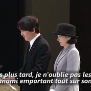 Le Japon commémore ses victimes du tsunami de 2011