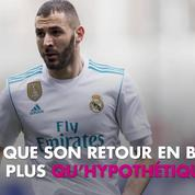 Karim Benzema : Sa réponse cash à Mathieu Valbuena