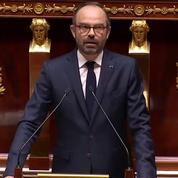 Frappes en Syrie : Edouard Philippe défend l'intervention militaire face aux députés