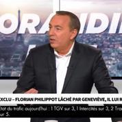 Morandini Live : Florian Philippot lâché par Geneviève de Fontenay, il n'est pas vexé (vidéo)