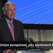 Brexit : «La décision du Royaume-Uni crée le risque d'un retour d'une frontière dure»