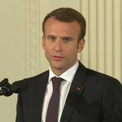Macron pour «travailler à un nouvel accord» nucléaire avec l'Iran avec Trump