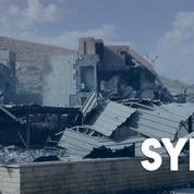 Syrie : après les frappes, la diplomatie en surchauffe