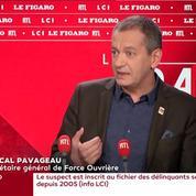 Pascal Pavageau n'écarte pas l'idée d'une poursuite de la grève SNCF cet été