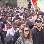 Nantes : la manifestation de soutien à la ZAD dégénère