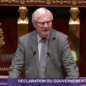 José Evrard : «Je condamne la décision du président de la République de bombarder la Syrie»