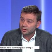 Jean-Christophe Buisson : «Macron est jeune, vient du milieu des affaires, et est hors parti. Il peut séduire Trump par ces qualités»