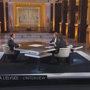 Ce qu'il faut retenir de l'interview d'Emmanuel Macron sur BFMTV