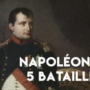 Napoléon stratège : les 5 batailles qui prouvent son génie militaire