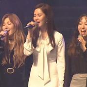 Corée du Nord : Kim Jong-un assiste à un concert de stars de la K-Pop