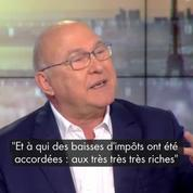Michel Sapin : Il y a un point de rupture entre Hollande et Macron