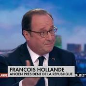 François Hollande : une leçon de politique à Emmanuel Macron ?