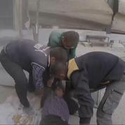 Syrie : suspicion de bombardement à l'arme chimique à Douma
