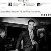 James Comey, ex-patron du FBI, compare Trump à un chef de clan mafieux