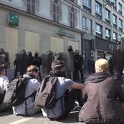 «La Fête à Macron» : des débordements maitrisés après le vandalisme de deux véhicules de la presse