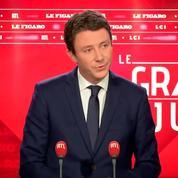 Benjamin Griveaux renvoie la droite face à ses anciens choix sécuritaires