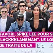 Festival de Cannes 2018 : Découvrez les favoris pour la Palme d'or
