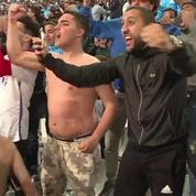 La joie à Marseille après la qualification en finale de l'OM