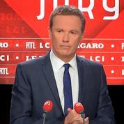 Nicolas Dupont Aignan : «Ce jeu entre Jean-Luc Mélenchon et Emmanuel Macron les arrange bien tous les deux»