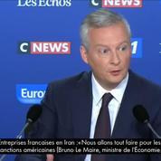 Bruno Le Maire veut un nouveau PDG pour Air France-KLM «à la rentrée»