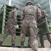 Séoul et Pyongyang cessent leur propagande à la frontière intercoréenne
