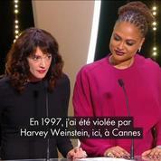 «J'ai été violée ici par Harvey Weinstein, à Cannes» : le discours choc d'Asia Argento