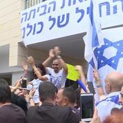 Israël : libéré, Elor Azaria accueilli en héros par ses partisans