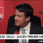 Manuel Valls : «Il faut réfléchir à la question des quotas»