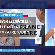 Marion Maréchal : et si son retour n'était qu'un fantasme ?