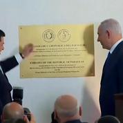 Le Paraguay inaugure son ambassade à Jérusalem