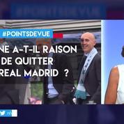 Zidane a-t-il raison de quitter le Real Madrid?