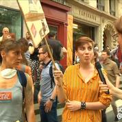 Manifestation du 26 mai : «La France souffre» martèle une manifestante