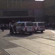 La gare de Bruxelles évacuée après des détonations