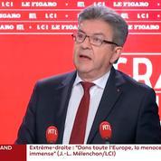 Mobilisation du 26 mai : Mélenchon appelle à défendre «tous les acquis sociaux»
