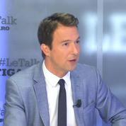 Guillaume Peltier: «Macron, c'est le président de la com', de la frime et donc du vide»