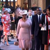 Mariage princier : Idris Elba, Oprah Wrinfrey, James Blunt et d'autres stars arrivent