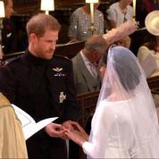 Revivez les meilleurs moments du mariage princier