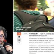 Manifestation du 26 mai : «Macron est plus à droite que Sarkozy», estime Emmanuel Maurel