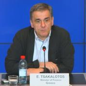 Accord sur la dette grecque: «un moment historique» pour le ministre des finances