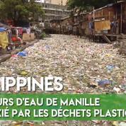 Pollution : l'Asie se noie sous les déchets plastiques