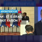 Iran : Et si Israël avait raison ?