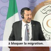 Migrants en Libye : Rome favorable à des «centres d'accueil»