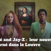 Beyoncé et Jay-Z : leur nouveau clip tourné dans le Louvre