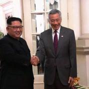 Kim Jong Un et Donald Trump à Singapour avant leur rencontre historique