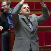 Furieux, Jean Lassalle quitte l'hémicycle après avoir été interrompu