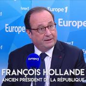 François Hollande - Aquarius : «Les pays européens ont montré incohérence et divisions»
