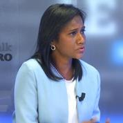 Nadia Ramassamy : «Il manque une touche sociale à Macron»